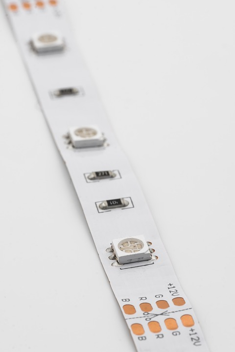 A beltéri LED szalag felhasználása